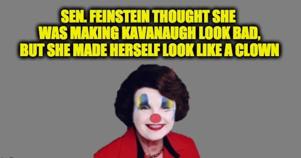 Sen. Feinstein