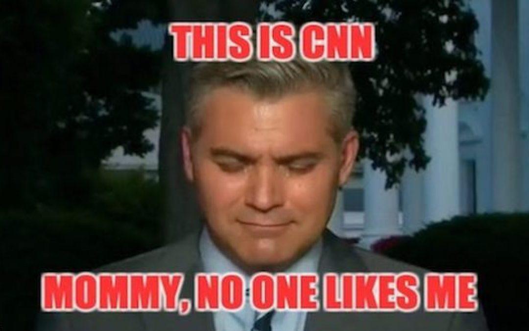 "Mike Pompeo ""Drop-Kicks"" CNN's Jim Acosta At UN Presser"