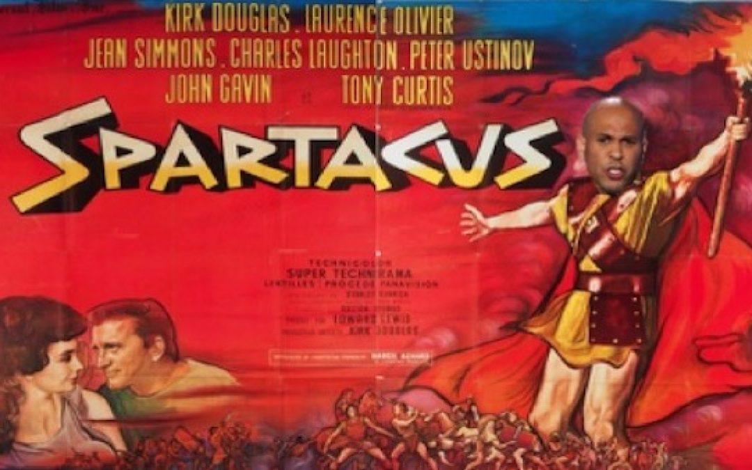 Sen. Spartacus Booker:  'It Would Be Irresponsible' Not to Consider POTUS Run