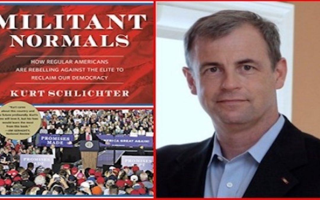 Podcast Of Lid Radio Show W/Guest Kurt Schlichter Author of 'Militant Normals