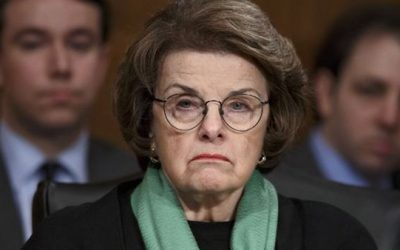 Americans United On One Thing:  Dianne Feinstein BLEW IT!