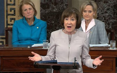 Do Liberals Think Susan Collins Got A Sex Change Operation?