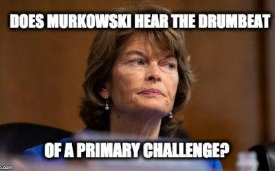 Alaska's  GOP Looking To Punish Lisa Murkowski Over Kavanaugh Vote