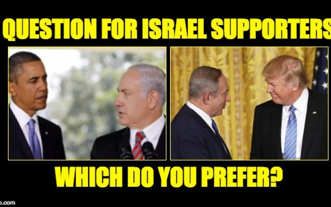 2018 Midterms: If You Support Israel VOTE GOP