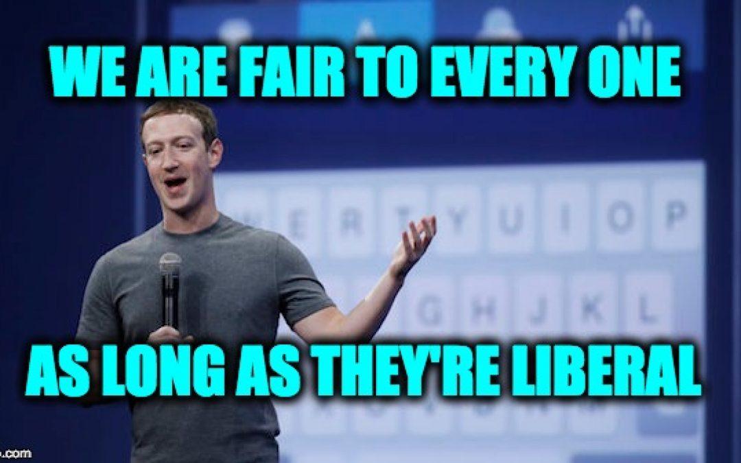 Facebook Commits Conservative Site Massacre