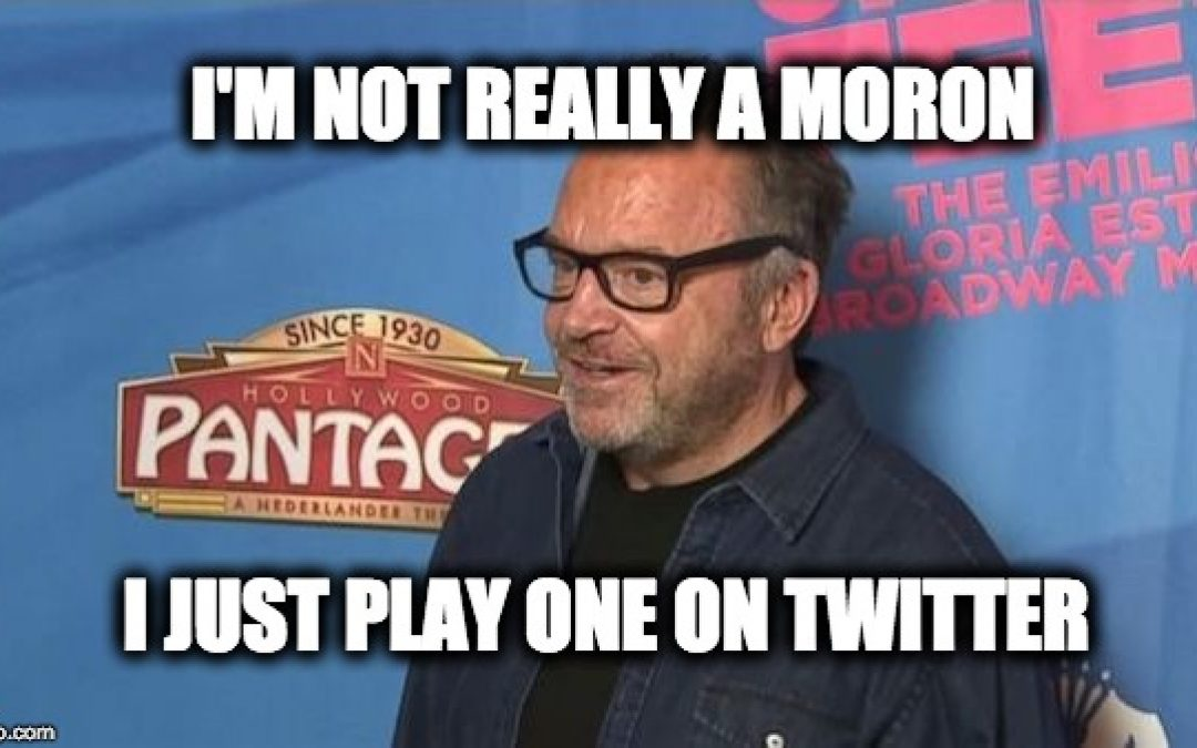 Tom Arnold Threatens Trump: 'Next Time Kathy Won't Be Holding His Fake Head'
