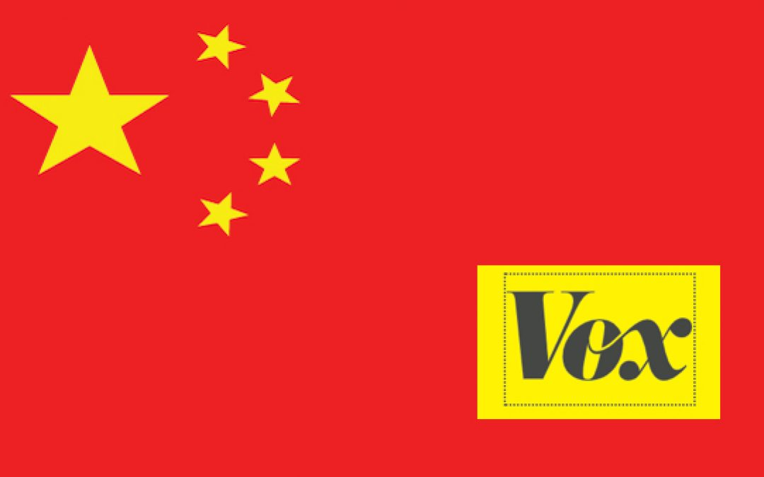 Vox.Com With A Side Of Chow Mein