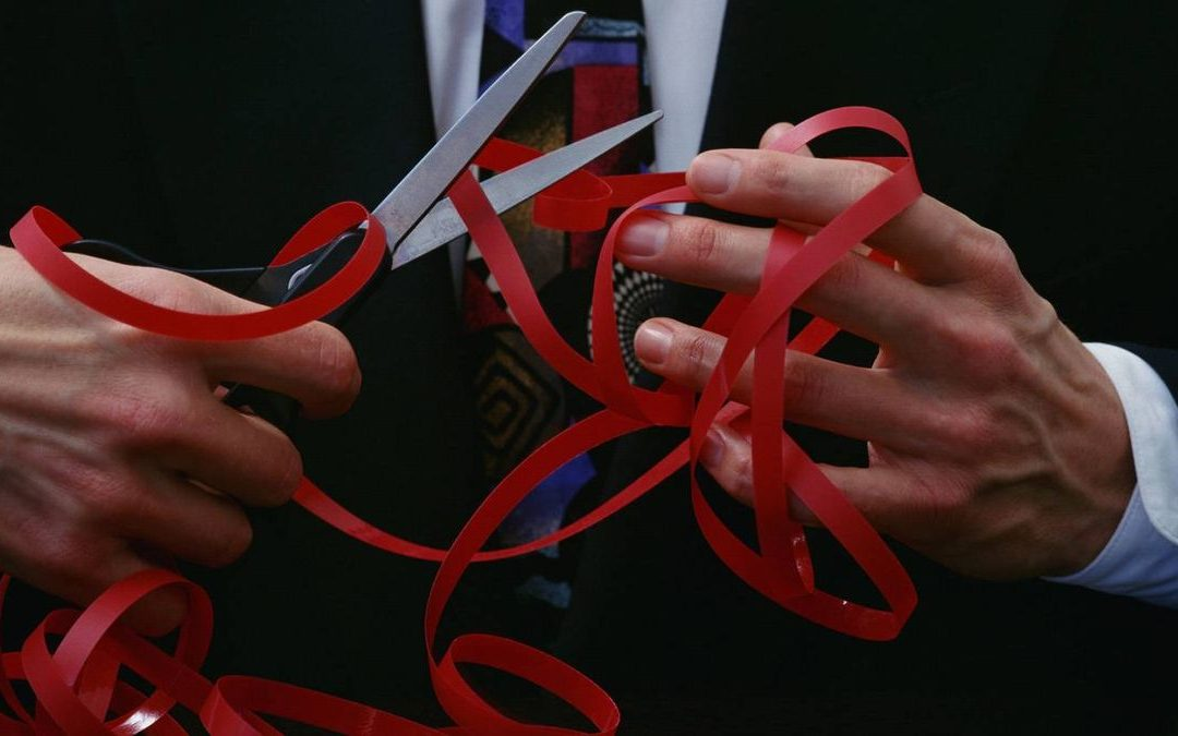 Trump's Cut At Least $23 Billion of Red Tape And  He's Just Starting