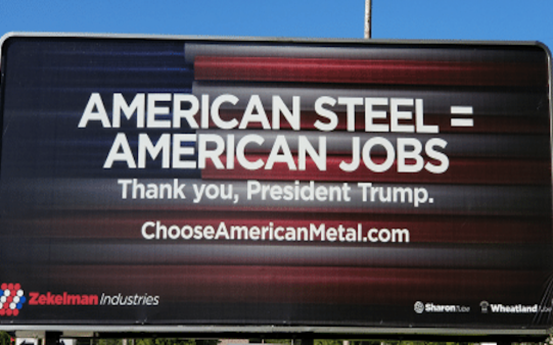 Trump's Rust Belt Boom, Jobs Streaming Back to Ohio, Penn., Mich., Wisc.