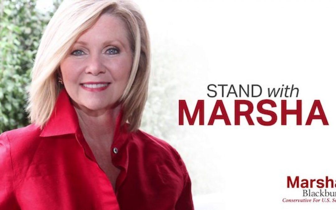 Political Censorship! Google Ads Blocks GOP Candidate Marsha Blackburn Video