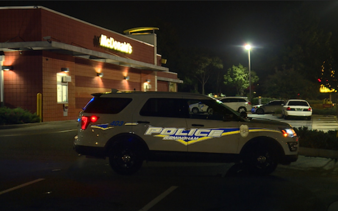 Good Guy With Gun Takes Out Armed Attacker At Alabama McDonald's: Saves Lives