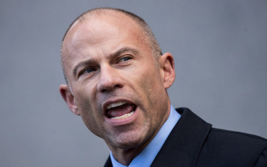 Avenatti Update: It Wasn't Ex-Wife, But Was Different Woman