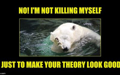 Climate Crazies Are Angry:  Polar Bears Aren't Dying Out As Predicted