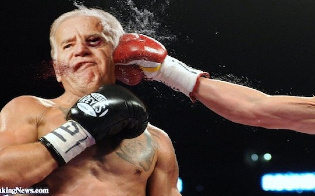 Now Joe Biden Calls For Violence Against Republican