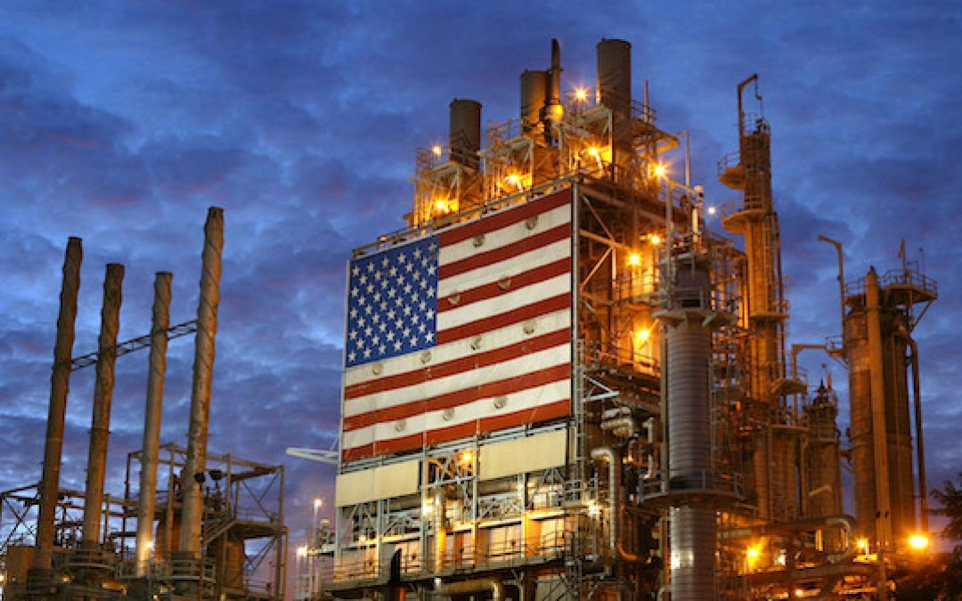 Another Lousy Obama Policy Foiled: America Has Becomes World's Top Oil Producer