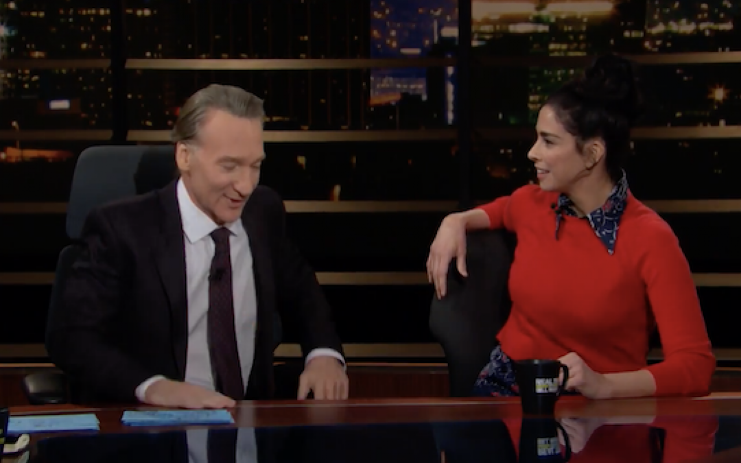 In Calling Trump An Anti-Semite,  Sarah Silverman Proves She's An Imbecile