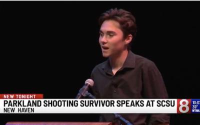 Publicity Hogg: Anti-Gun Teen Mouths Mantra Of Unconstitutional Gun Control