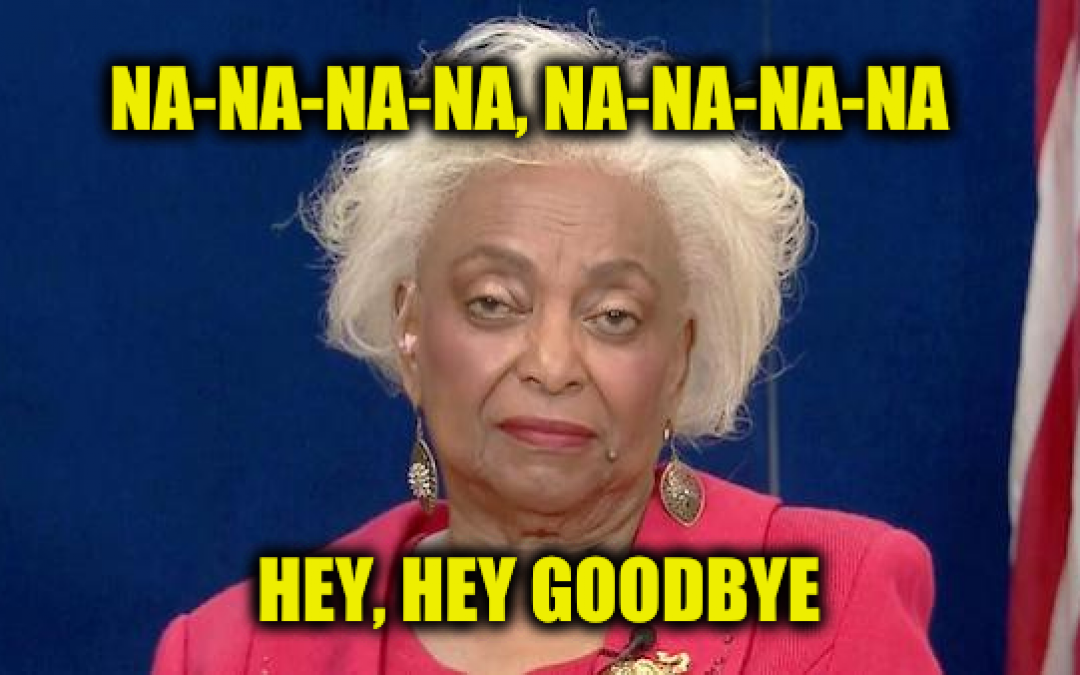Broward County Buffoon, Brenda Snipes Quits