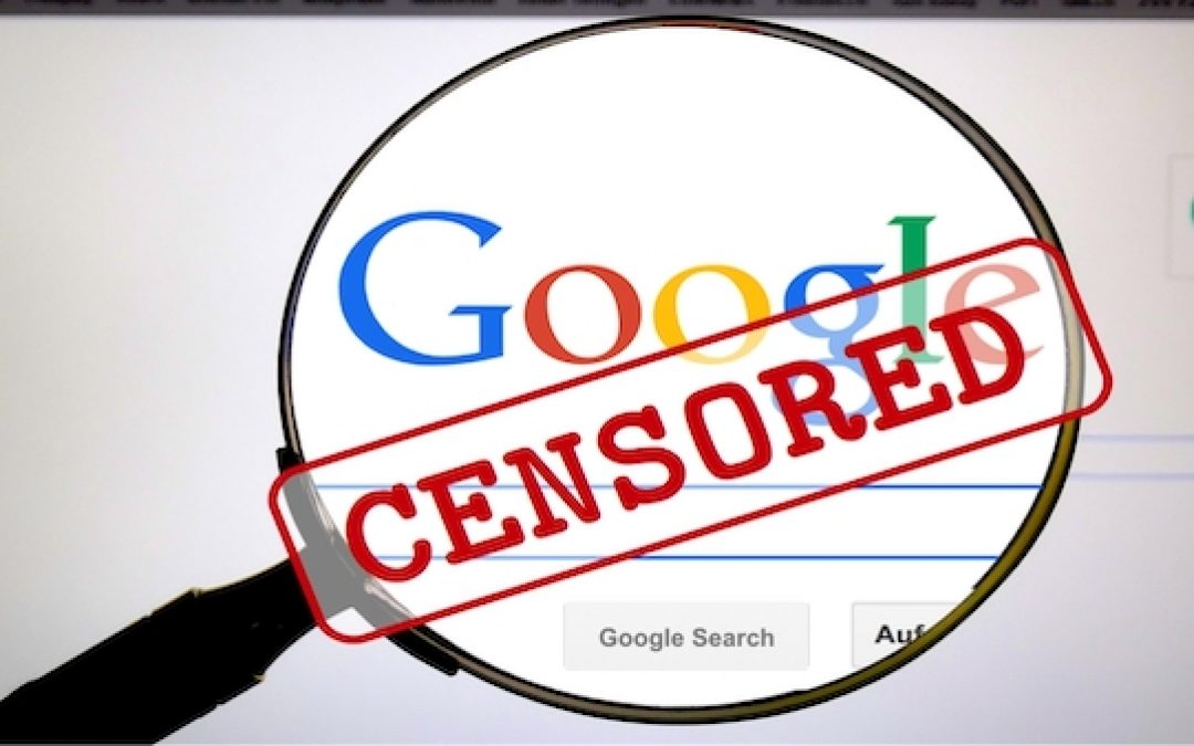 Google Unit Tasked To Bury Conservative Search Results To Ensure Trump Isn't Reelected