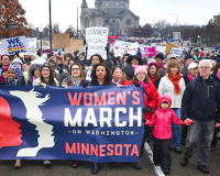 Liberals Are Finally Discovering The Women's March Is A Hate Group