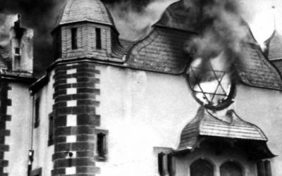 Kristallnacht 80-Years-Ago Today: The First Public Act Of The Holocaust