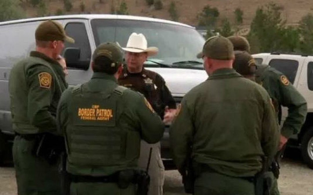 Lawless ACLU Sues Montana Sheriff for Following Legal Immigration Laws