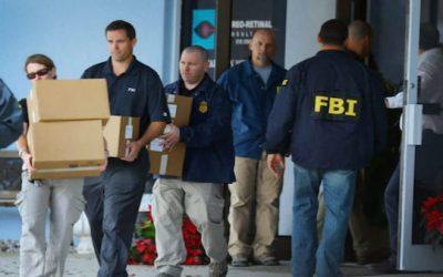 FBI Raids Clinton Whistleblower's Home As  Reporters Promise Imminent Breakthrough
