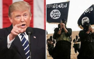 Is President Trump a Radical, a Terrorist, and Worse Than ISIS? (Uh WHAT??)