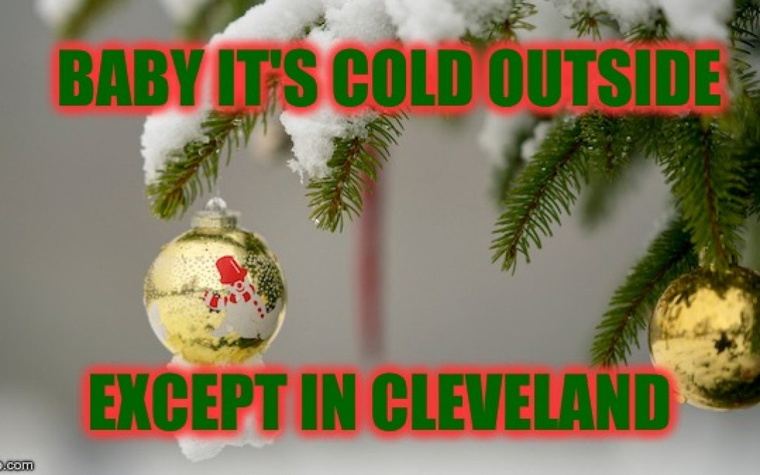 "PC Madness: Ohio Radio Station BANS ""Baby It's Cold Outside"""