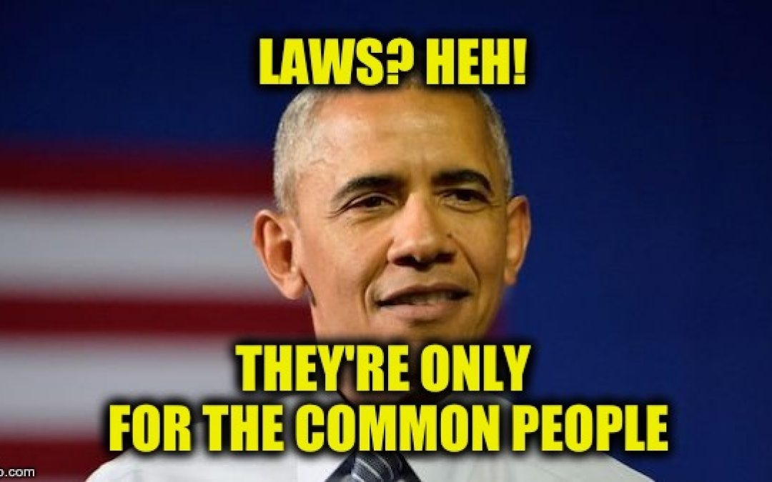 Obama Admin. Illegally OK'd $310 Million In Free Legal Advice To Illegal Aliens