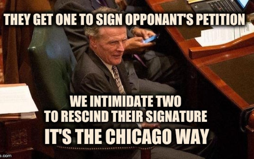 Chicago Dems Get Caught Red-Handed Committing Election Fraud