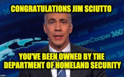DHS Smacks Down Fake News From CNN's Jim Sciutto And Twitter Piles On