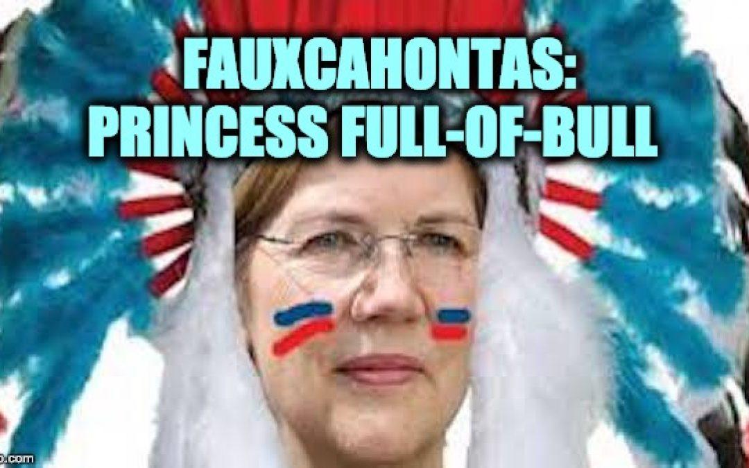 Sen. Fauxcahontas Admits, 'I Am Not A Person Of Color'