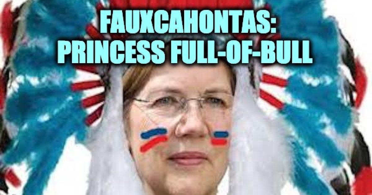 Fauxcahontas