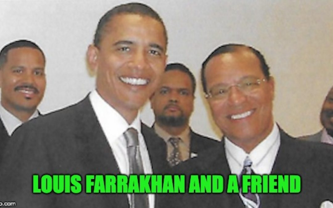 Slime-bag Louis Farrakhan Is Getting Cash From U.S. Government