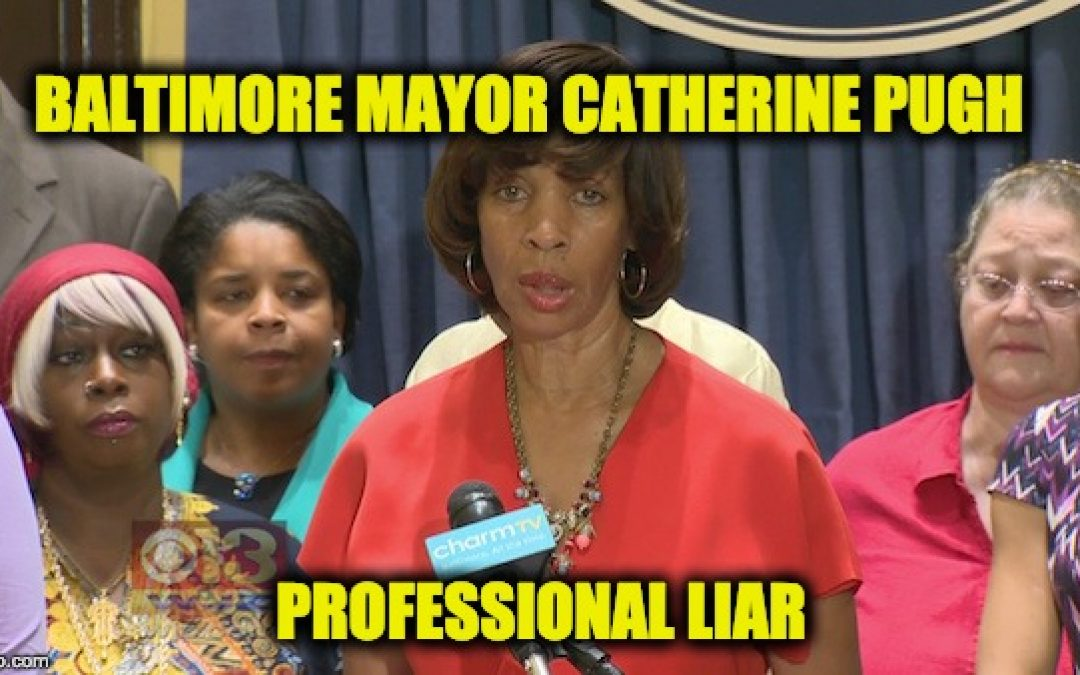 Baltimore Mayor Fund-Raises Off Lie That NRA Supports Ownership Of Rocket Launchers