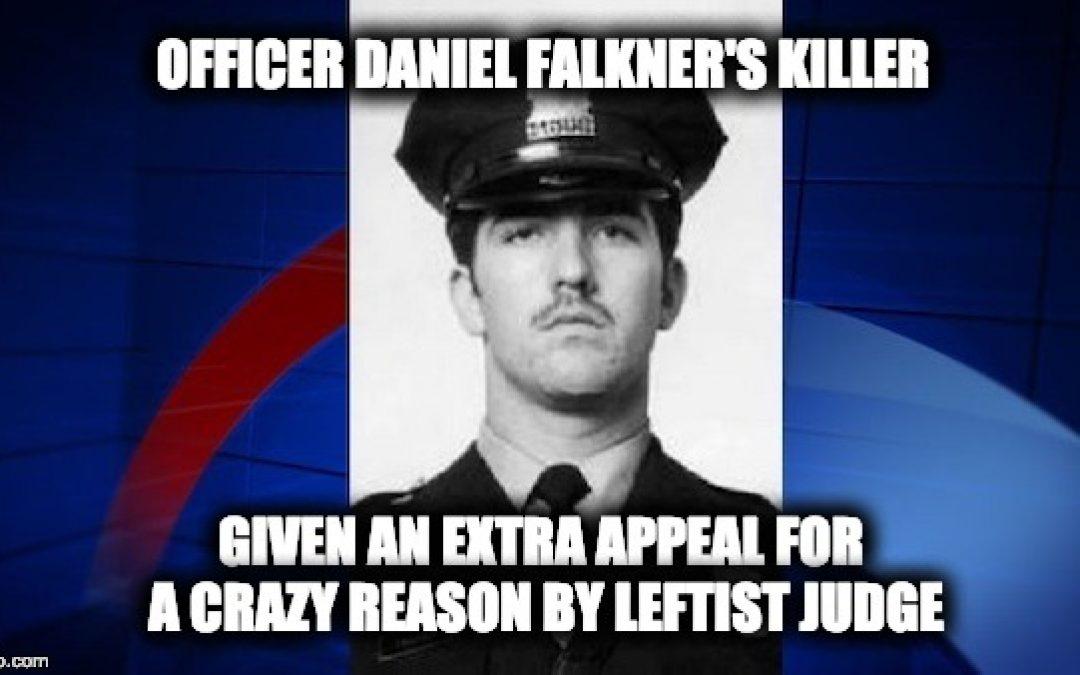 Judge Grants OfficerDaniel Faulkner's Killer An Extra Appeal For A Crazy Reason