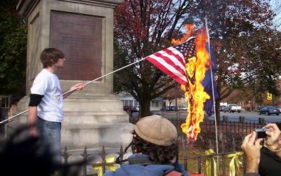 20% Of Millennials Say U.S. Flag is 'Sign of Intolerance and Hatred'