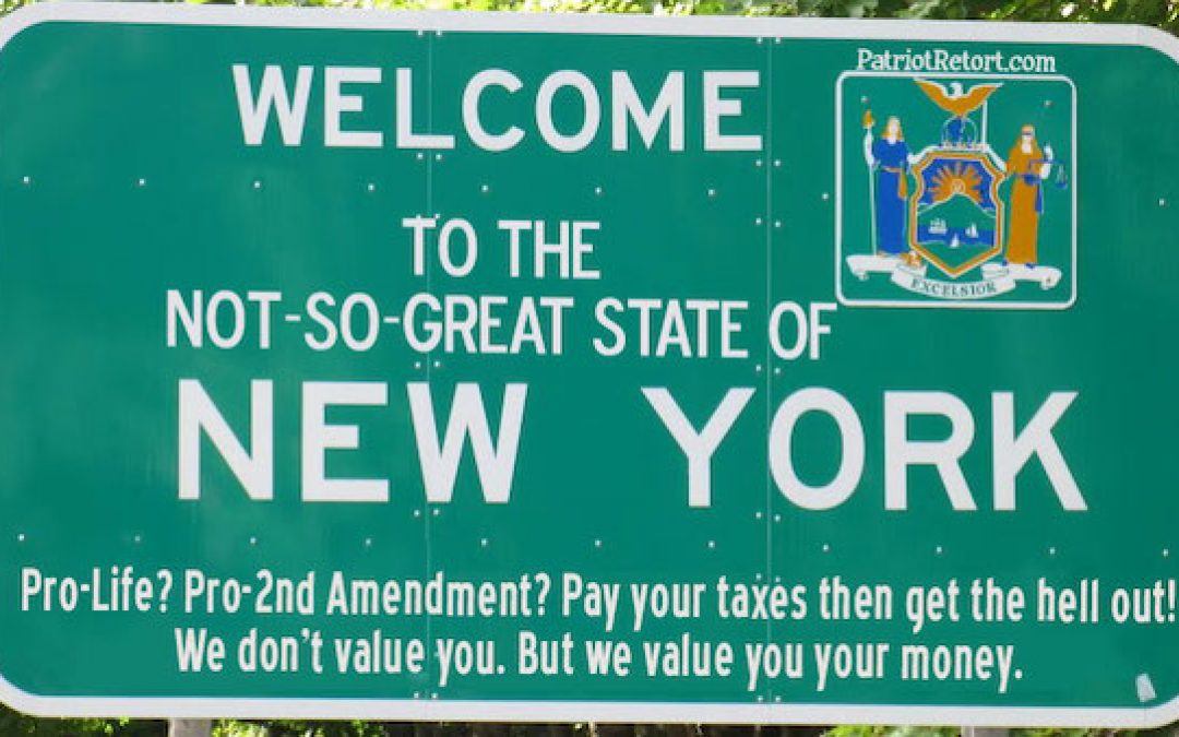 Proposed NY Law Requires Potential Gun Buyers To Turn Over Social Media Info