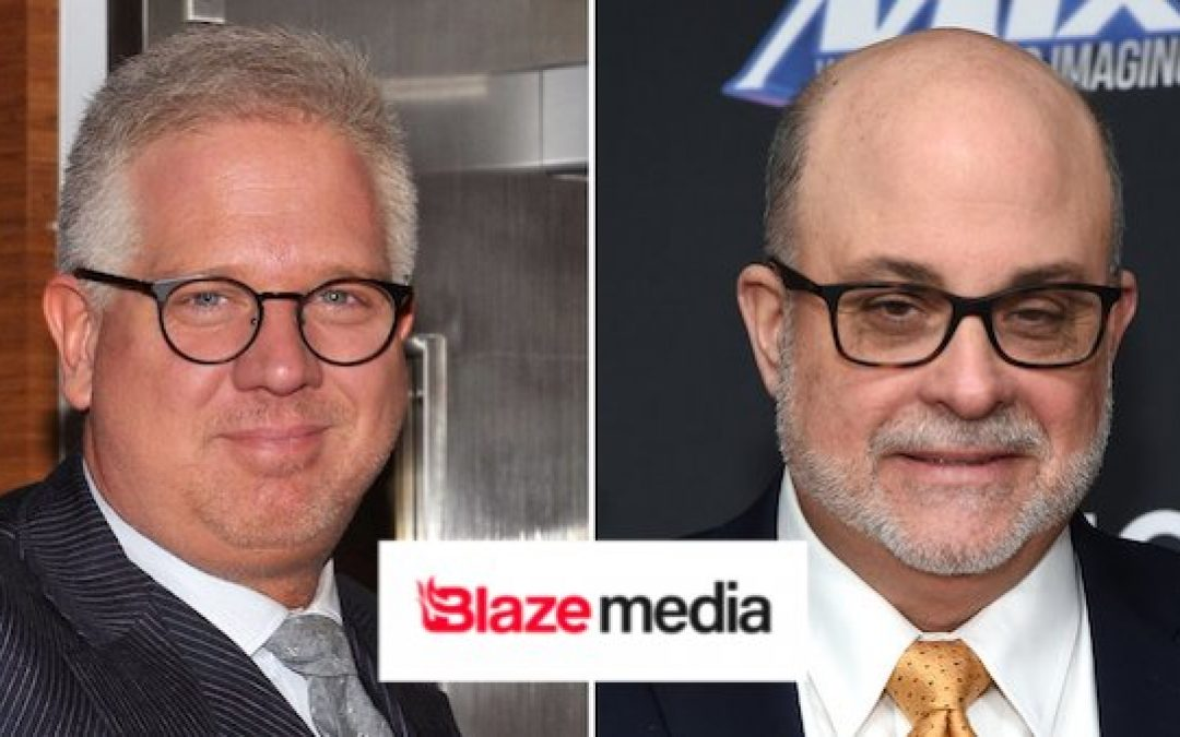 Mark Levin's CRTV Merges w/ Glenn Beck's The Blaze to Create New Conservative Powerhouse