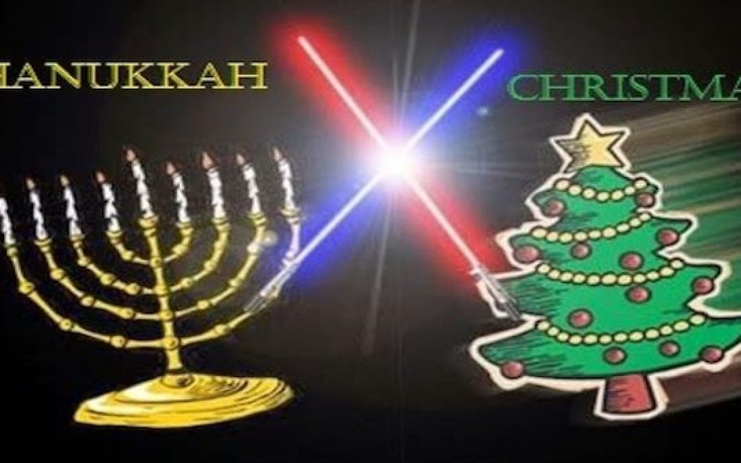 The Differences Between Christmas And Hanukkah