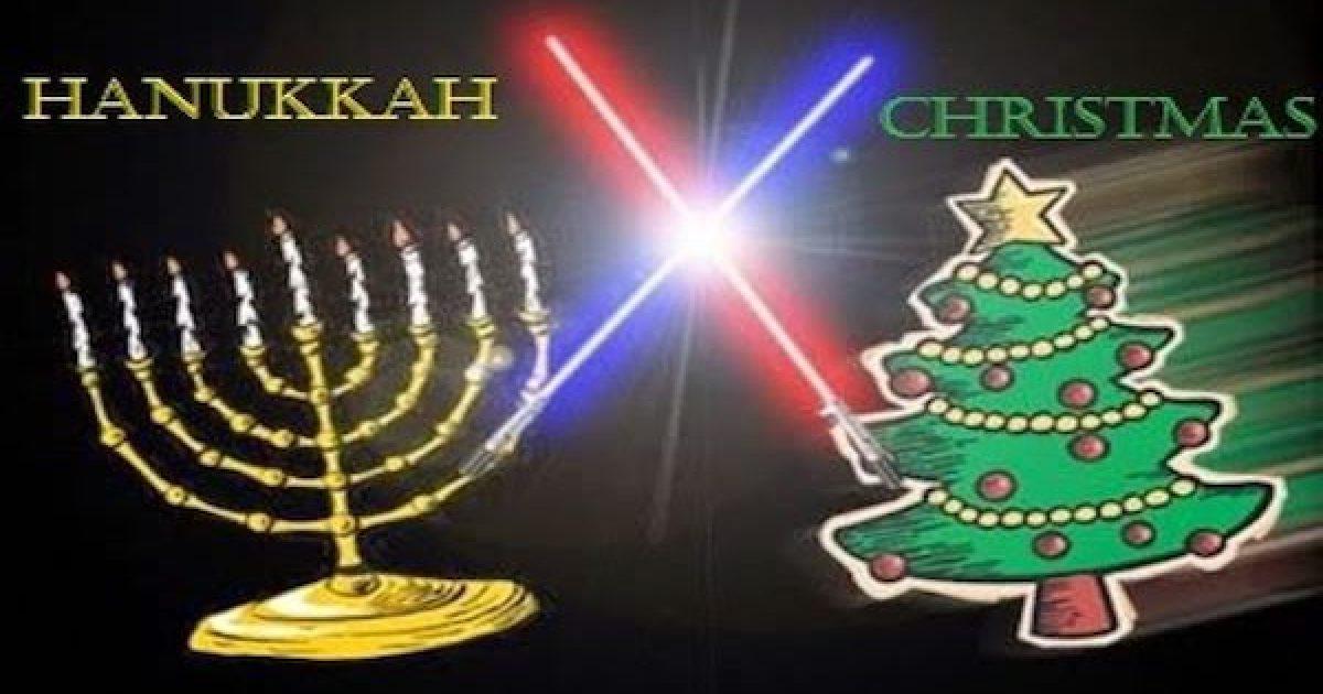 Christmas and Chanukah