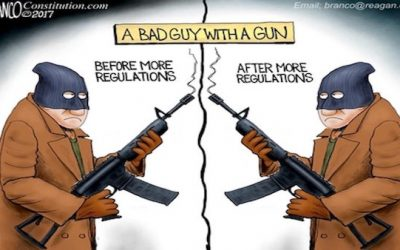 Get Ready: With Democrats in Power, 2019 Will Be the Year of Gun Confiscation