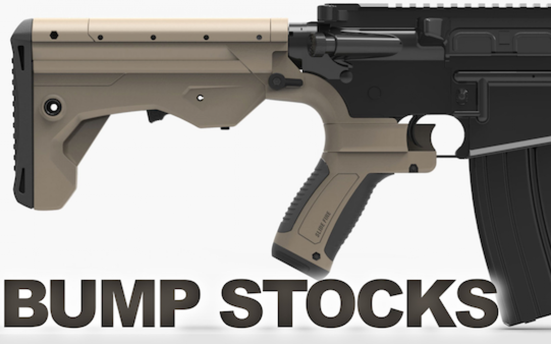 Trump Admin Bans Bump Stocks