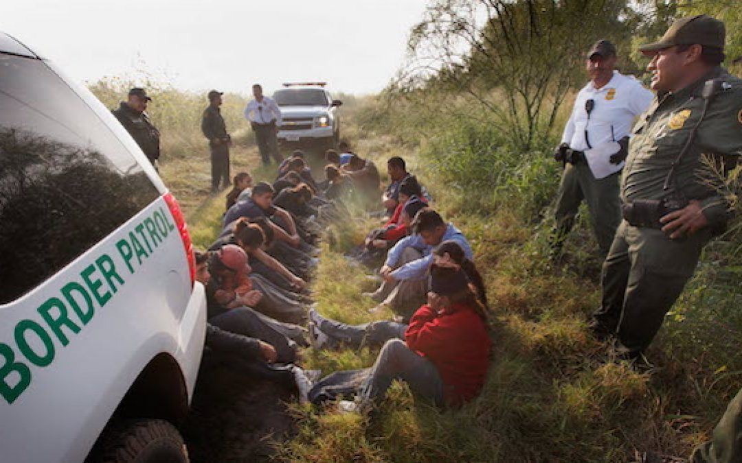 Illegals Detained At Border With Serious Illnesses, One Has Flesh-Eating Bacteria