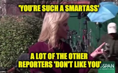 (Video) Kellyanne Conway Gives CNN's Acosta A Well-Deserved Smackdown