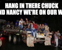 Here They Come Again: New Caravan Leaves Honduras