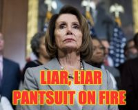The Secret Service Says Nancy Pelosi Is Lying