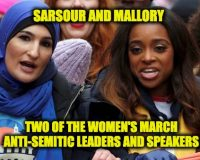 Despite Prior Exposure, Women's March 2019 Is Still Inherently Anti-Semitic
