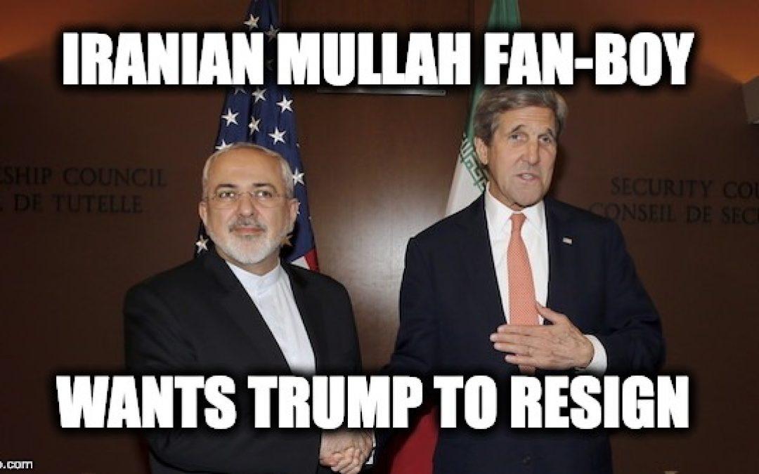 John Kerry Calls For President Trump To Resign